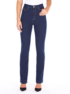 FDJ LADIES SUZANNE SLIM LEG JEAN
