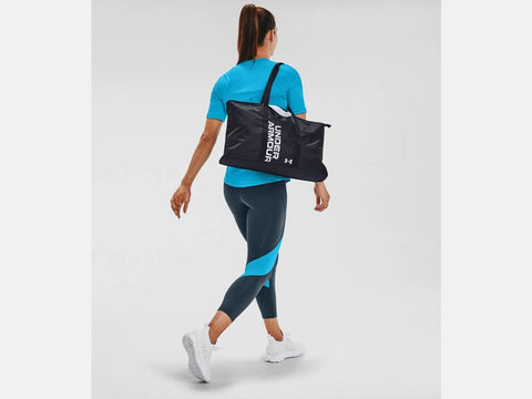 UNDER ARMOUR META FAVORITE 2.0  BLACK TOTE