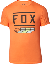 FOX MENS FOX SUPER SS ORANGE TSHIRT