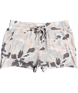 ROXY LADIES FORBIDDEN SUMMER HERITAGE HEATHER DARWIN SHORT
