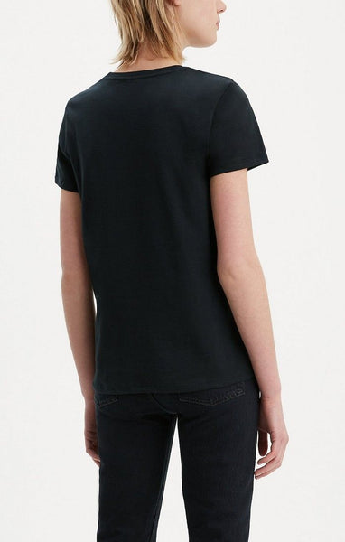 LEVI LADIES MINERAL BLACK PERFECT TSHIRT