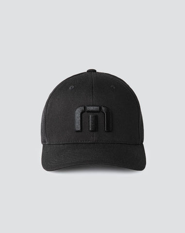TRAVIS MATHEW MENS LEEZY BLACK HAT