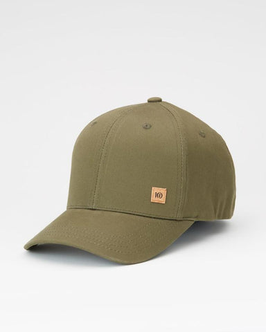 TEN TREE CORK ICON THICKET OLIVE NIGHT GREEN HAT