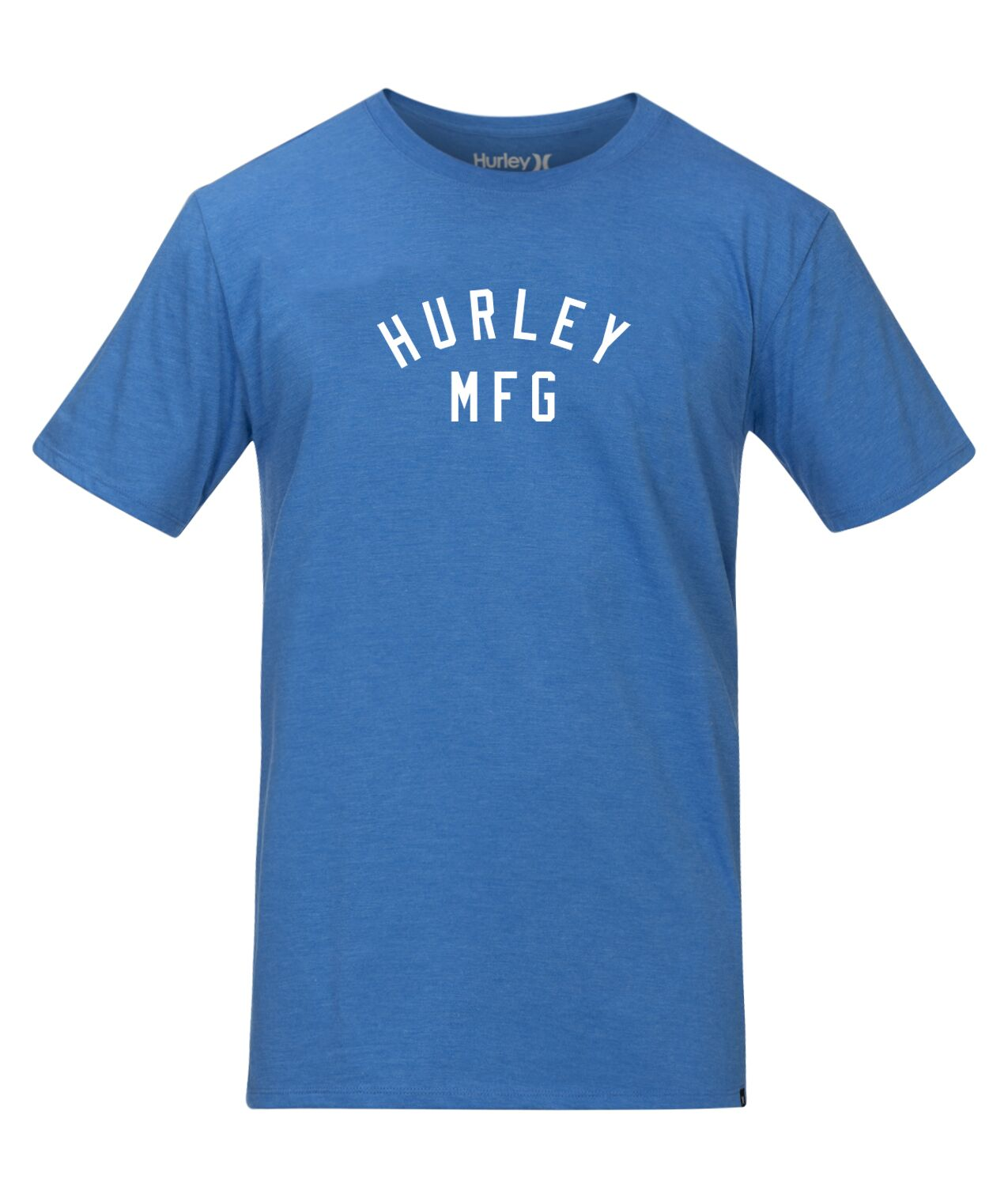 HURLEY MENS SIRO ATHLETICO BLUE TSHIRT