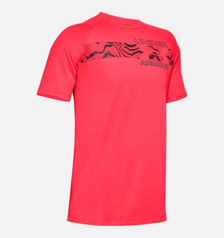 UNDER ARMOUR MENS TECH 2.0 GRAPHIC BETA TSHIRT