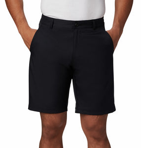 COLUMBIA MENS MIST TRAIL BLACK WALKSHORTS