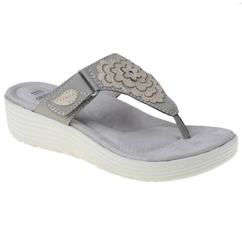 EARTH ORIGINS LADIES WILLOW GLENDA COCO SANDAL
