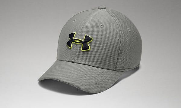 UNDER ARMOUR YOUTH BLITZING GRAVITY GREEN HAT