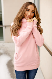 AMPERSAND AVE LADIES SINGLEHOOD BUBBLEGUM HOODIE
