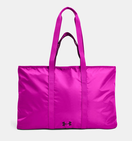 UNDER ARMOUR FAVORITE  METEOR PINK/POLARIS PURPLE TOTE