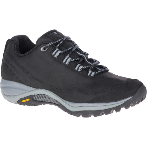MERRELL LADIES SIREN TRAVELLER 3 BLACK/MONUMENT SHOE