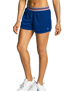CHAMPION LADIES MESH SURF THE WEB SHORT