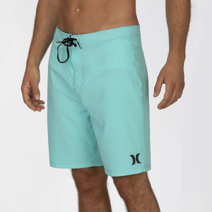 "HURLEY MENS ONE & ONLY 20"" GREEN BOARDSHORT"