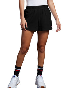 CHAMPION LADIES BLACK PRACTICE SHORT