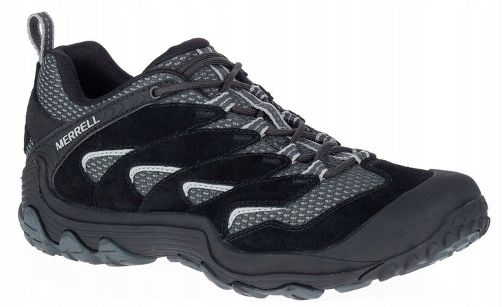 MERRELL MENS CHAM 7 LIMIT/BLACK SHOE