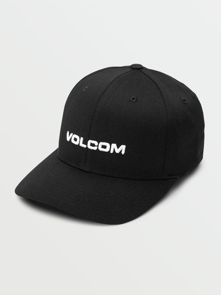 VOLCOM MENS EURO XFIT NEW BLACK HAT