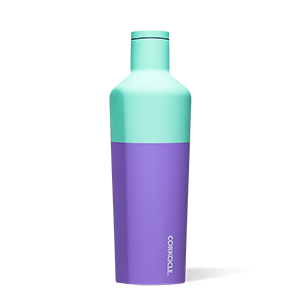 CORKCICLE 25 0Z COLOR BLOCK MINT BERRY CANTEEN