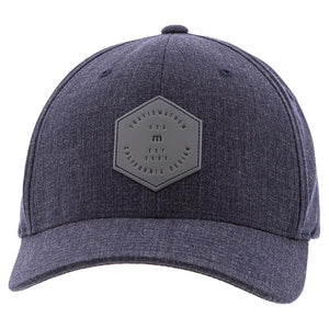 TRAVIS MATHEW MENS FULL MEMBER HEATHER MOOD HAT