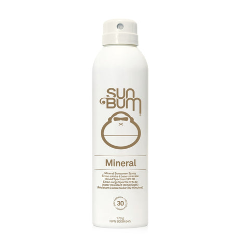 SUN BUM MINERAL SUNSCREEN SPF 30 6OZ SPRAY