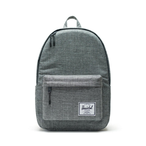 HERSCHEL CLASSIC XL RAVEN CROSSHATCH BACKPACK
