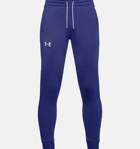 UNDER ARMOUR YOUTH FLEECE SMALT BLUE JOGGER