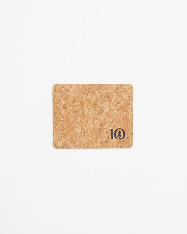 TEN TREE REDBUD CORK CARDHOLDER