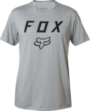 FOX MENS LEGACY MOTH HEATHER GRAPHITE TSHIRT