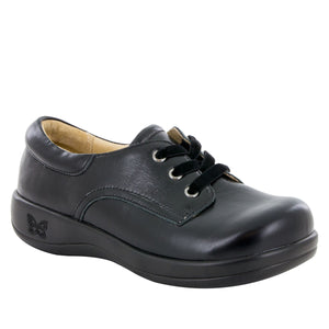 ALEGRIA LADIES KIMI PRO BLACK NAPPA SHOE
