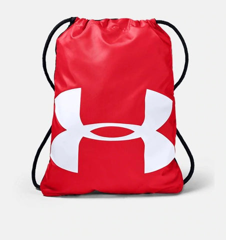 UNDER ARMOUR OZSEE RED SACKPACK