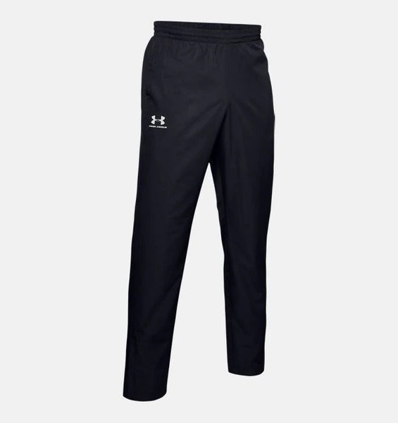 UNDER ARMOUR MENS VITAL WOVEN BLACK PANT