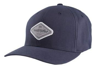 TRAVIS MATHEW MENS JAY TAM NAVY FLEXFIT  HAT