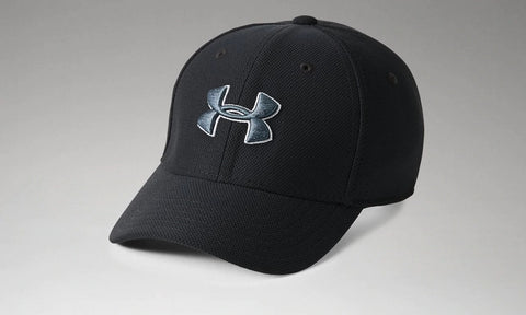 UNDER ARMOUR YOUTH BLITZING 3.0 BLACK HAT