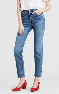 LEVI LADIES WEDGIE ICON FIT THESE DREAMS JEANS