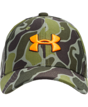 UNDER ARMOUR TODDLER BOYS ARTILLERY GREEN HAT