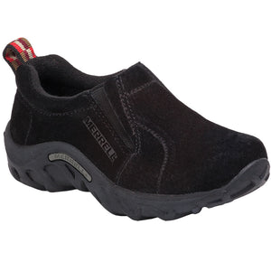 MERRELL YOUTH JUNGLE MOC SUEDE BLK