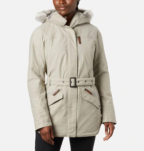 COLUMBIA LADIES CARSON PASS II FLINT GREY WINTER JACKET