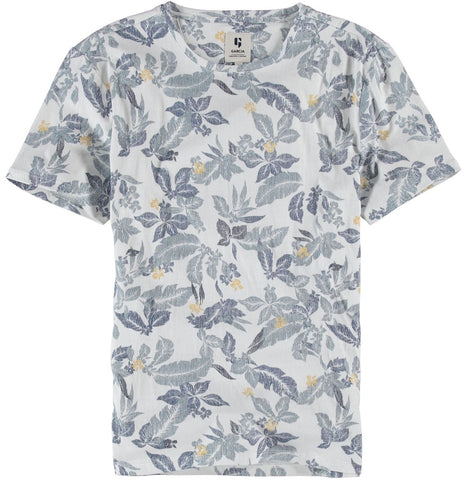 GARCIA MENS OFF WHITE TSHIRT