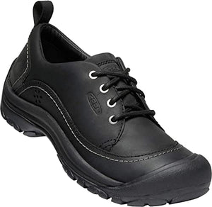 KEEN LADIES KACI II OXFORD BLACK/BLACK SHOE