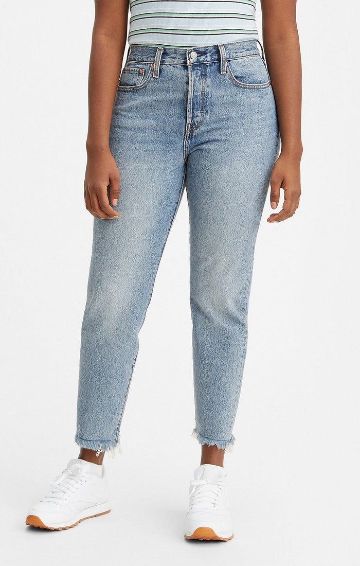 LEVI LADIES WEDGIE ICON FIT SHUT UP JEANS