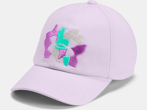 UNDER ARMOUR YOUTH SPARKLE CRYSTAL LILAC HAT