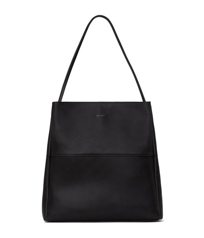 MATT & NAT LADIES WILLA VINTAGE BLACK HANDBAG