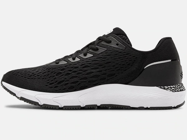 UNDER ARMOUR MENS HOVR SONIC 3 BLACK RUNNING SHOE