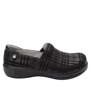 ALEGRIA LADIES KELI PLAID TO MEET YOU SHOE