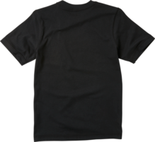 FOX YOUTH CHROMATIC SS BLACK TSHIRT