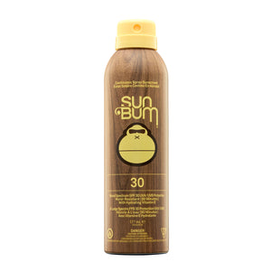 SUN BUM SUNSCREEN 30 SPF 6OZ SPRAY