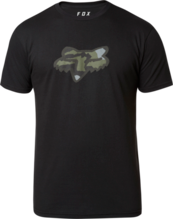 FOX MENS PREDATOR SS BLACK TSHIRT