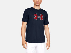 UNDER ARMOUR MENS BIG LOGO ACADEMY TSHIRT