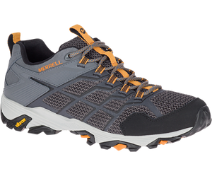 MERRELL MENS MOAB FST 2 CASTLE/FLAME SHOE