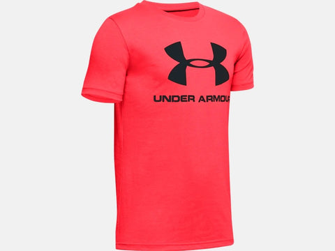 UNDER ARMOUR YOUTH SPORTSTYLE LOGO BETA TSHIRT