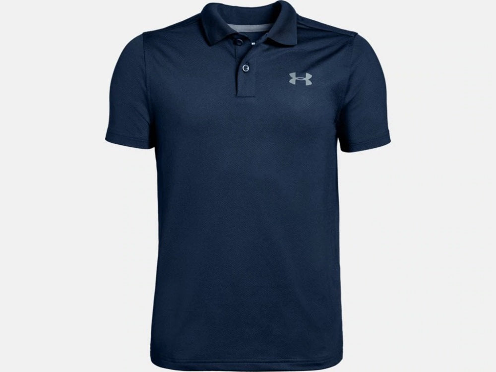 UNDER ARMOUR YOUTH PERFORMANCE ACADEMY POLO
